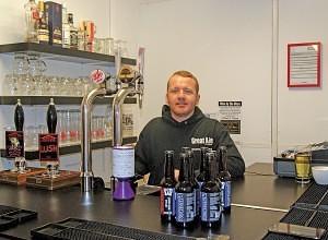 Daniel Buck of Great Ale Bolton Market