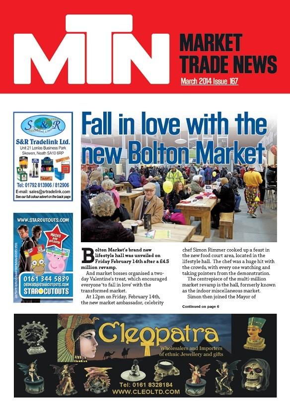 Market Trade News March 2014