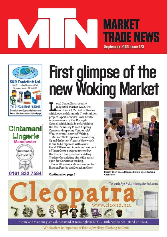 Market Trade News September 2014