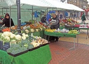 Linnets Fruit & Veg Grays Market