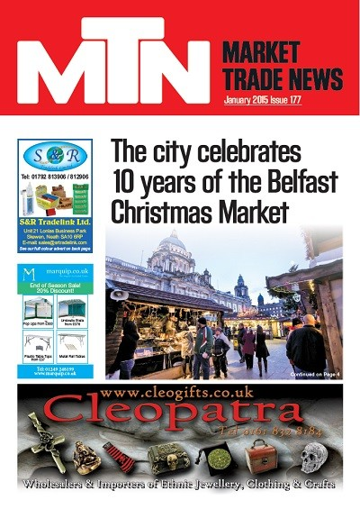 January 2015 Front Cover