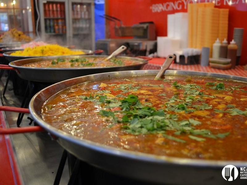 Street Food Curry