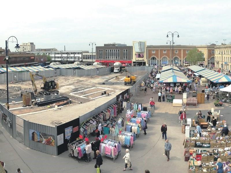 Ashton Market Redevelopment