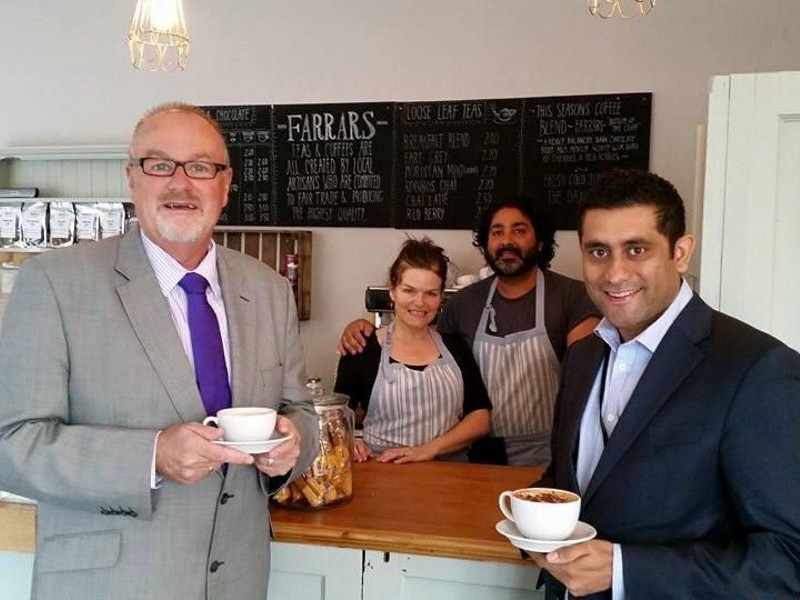 Farrars Cafe and Tea Room