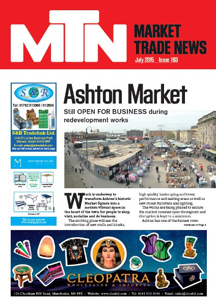 Market Trade News July 2015 issue