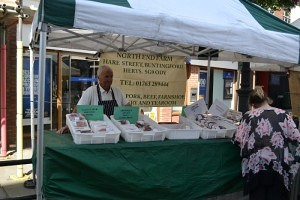 North End Farm Hertford Market
