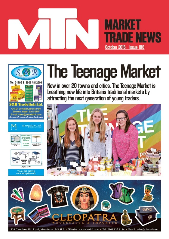 October 2015 Market Trade News