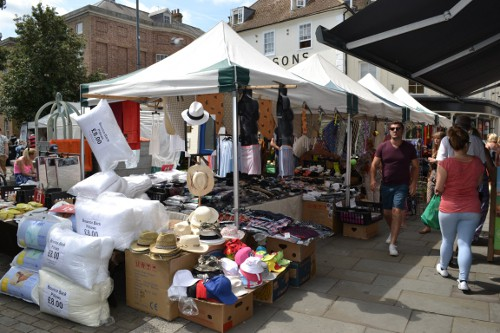 Shot of the Market East Herts
