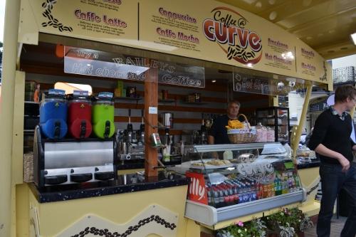 Coffee Stratford Food Fest