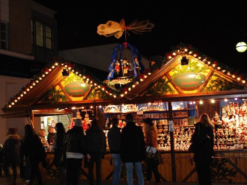 Northampton Christmas Market