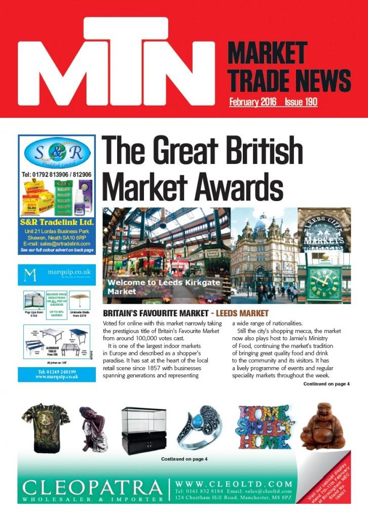 Market Trade News Feb 2016