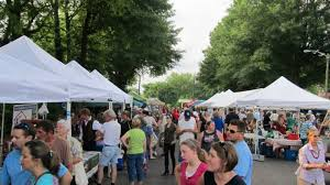Haddock Park Sunday Market