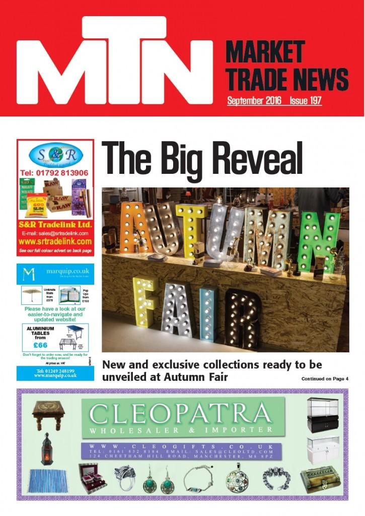 Market Trade News September Issue