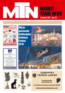 Book Cover: September 2018 – Issue 221